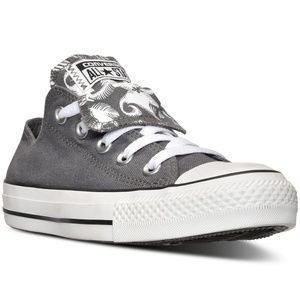 Women's Chuck Taylor All Star Double Tongue 7.5